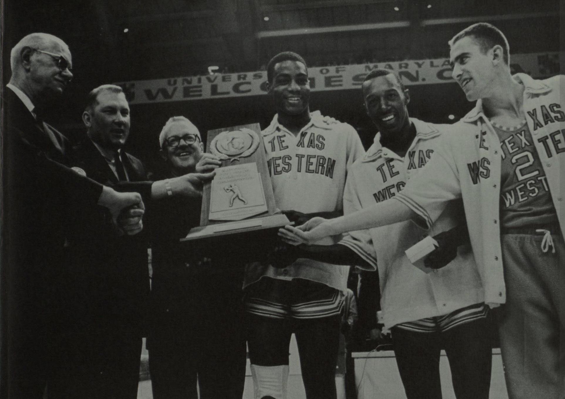 1965 66 Texas Western Miners Men S Basketball Team Wikipedia