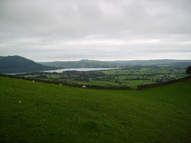 Under Barkbeth Hill - geograph.org.uk - 653670