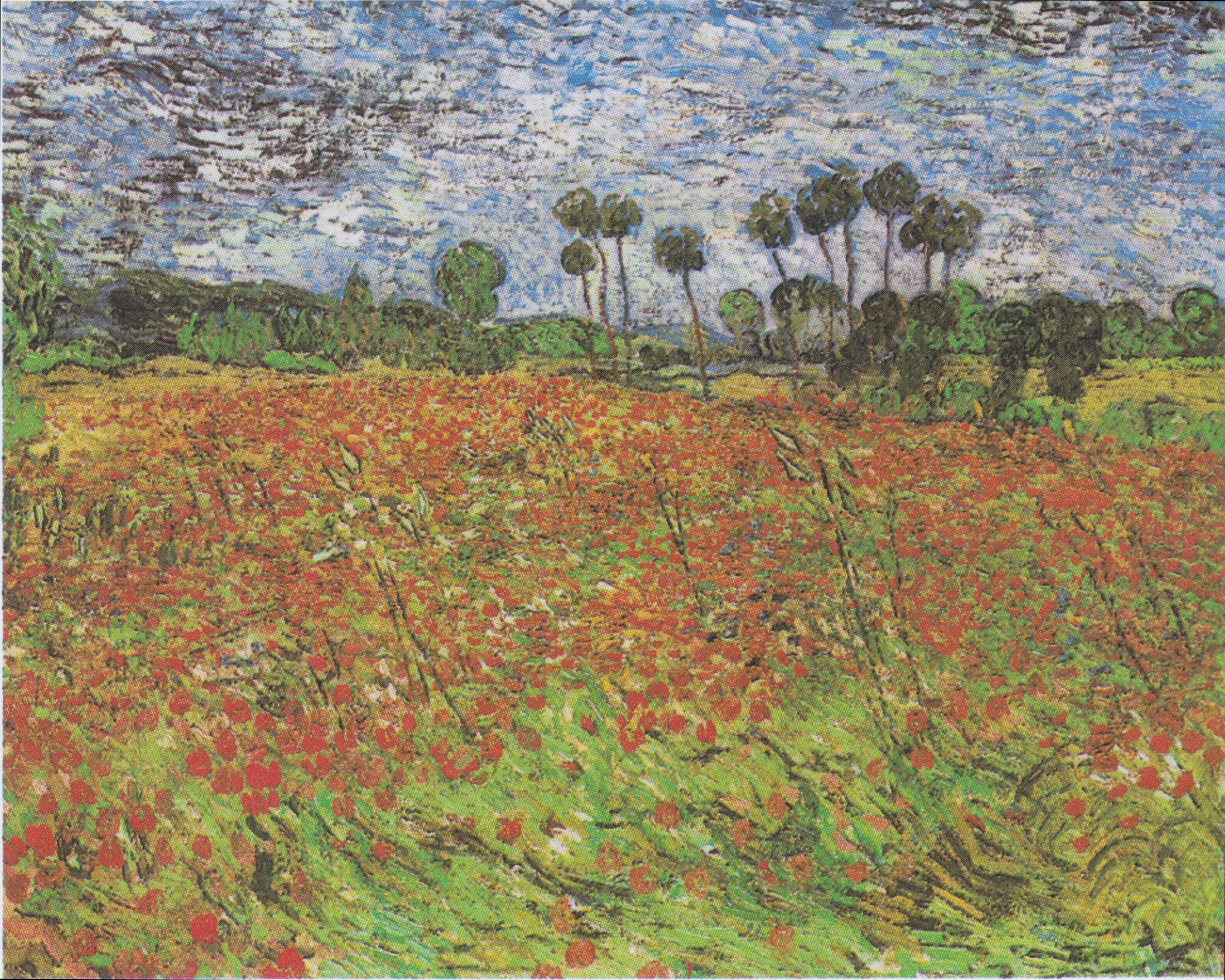 Datei Van Gogh Feld Mit Mohnblumen1 Jpeg Wikipedia