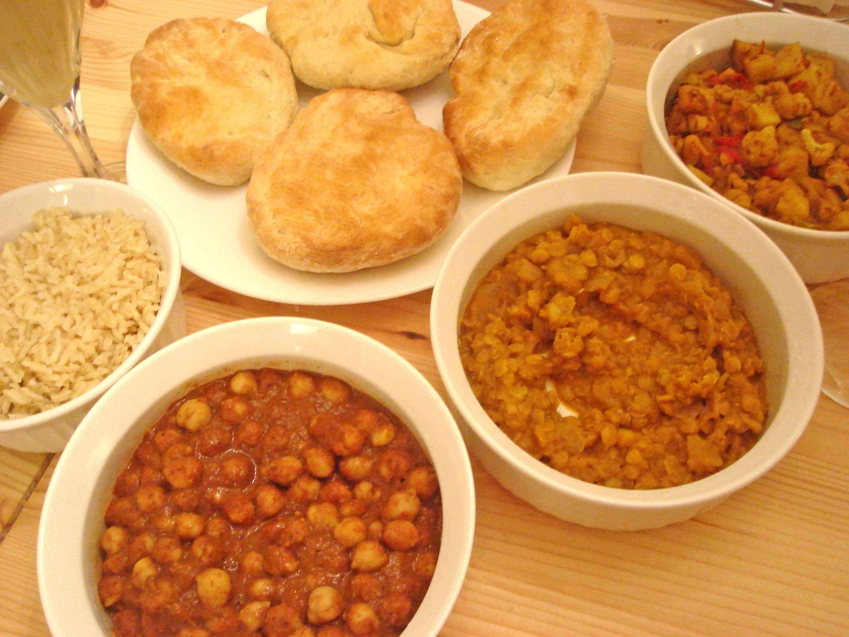 Indian Food Vegan Options