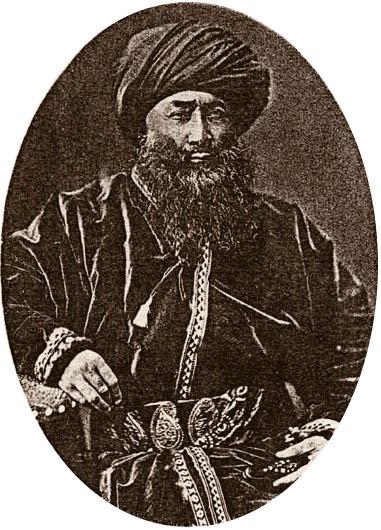 Yaqub Beg was a Tajik adventurer who became head of the kingdom of Kashgaria.