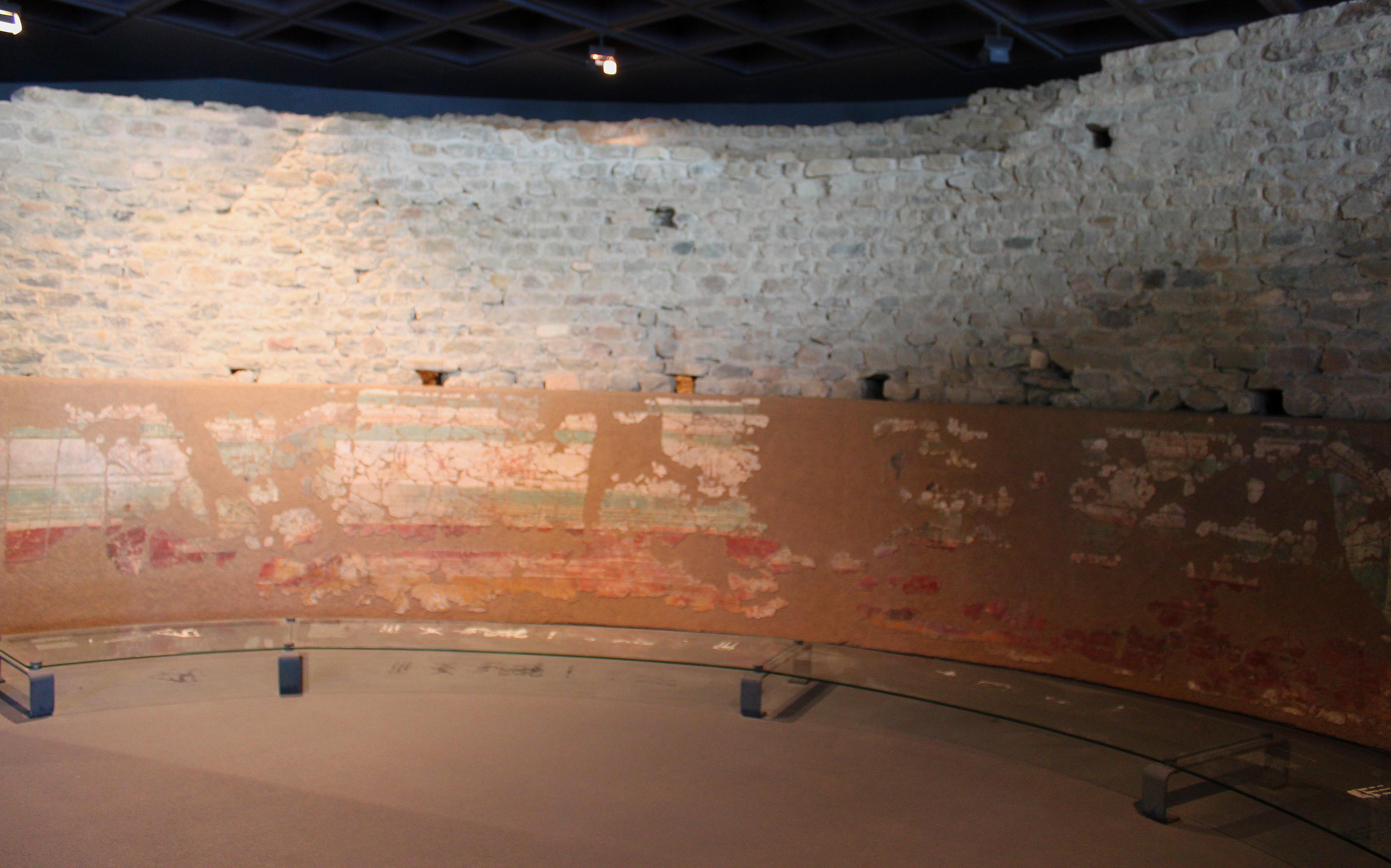 La Maison De Rose Brossac villa romaine du prieuré — wikipédia