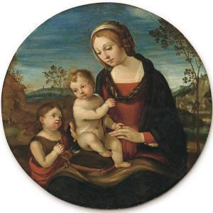Vincenzo Rustici Italian painter (1556-1632)