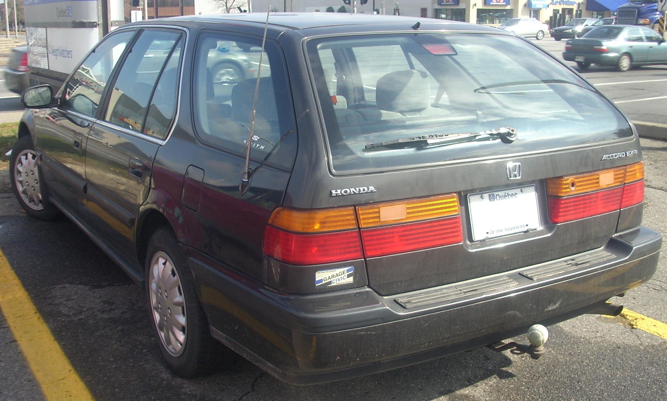 File 91 Honda Accord Ex R Wagon Jpg Wikimedia Commons