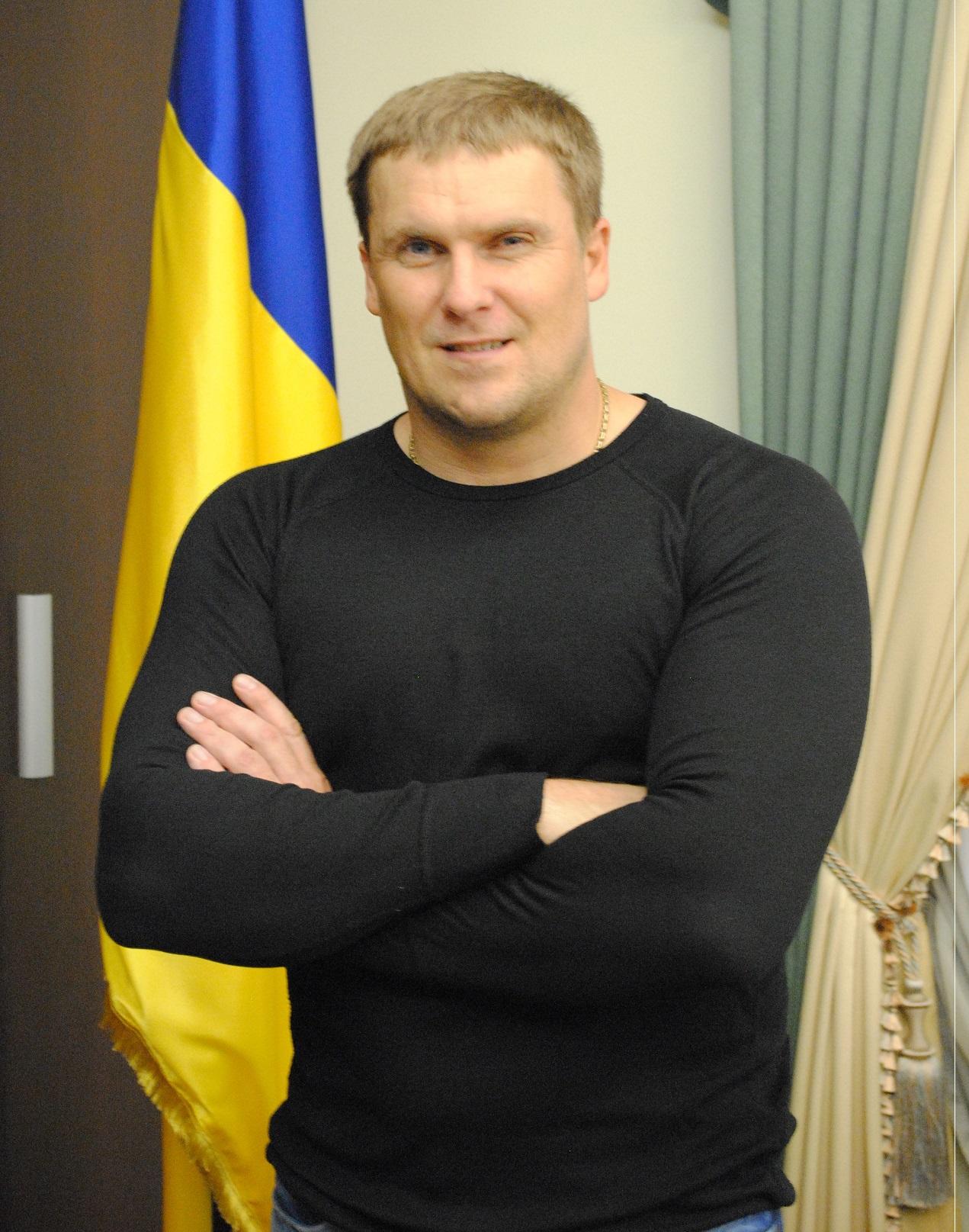 зам начальника увд киевской области фото