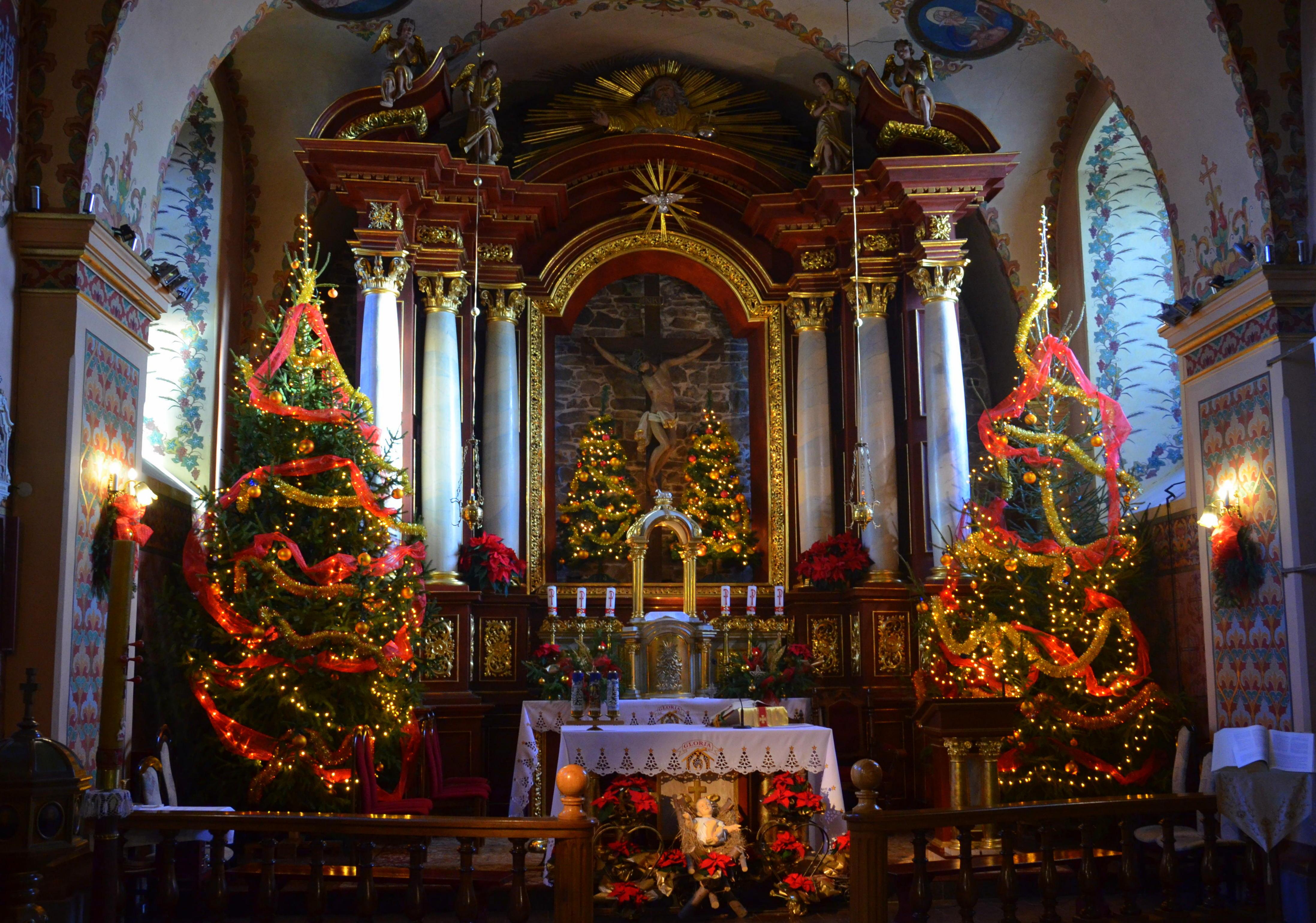 Christmas Decorations Carelton University