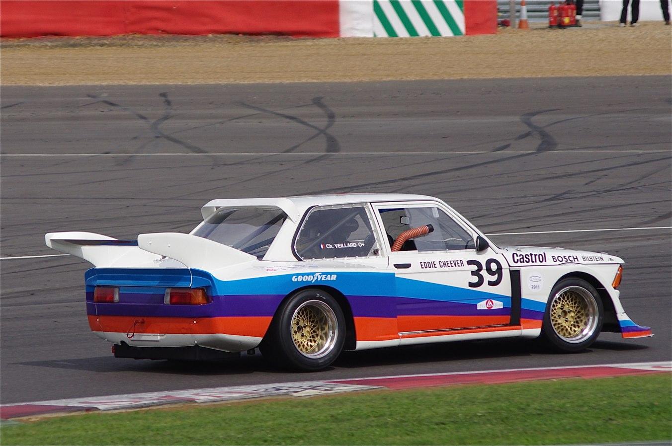File BMW I GR Quarterrearjpg Wikimedia Commons - 1977 bmw