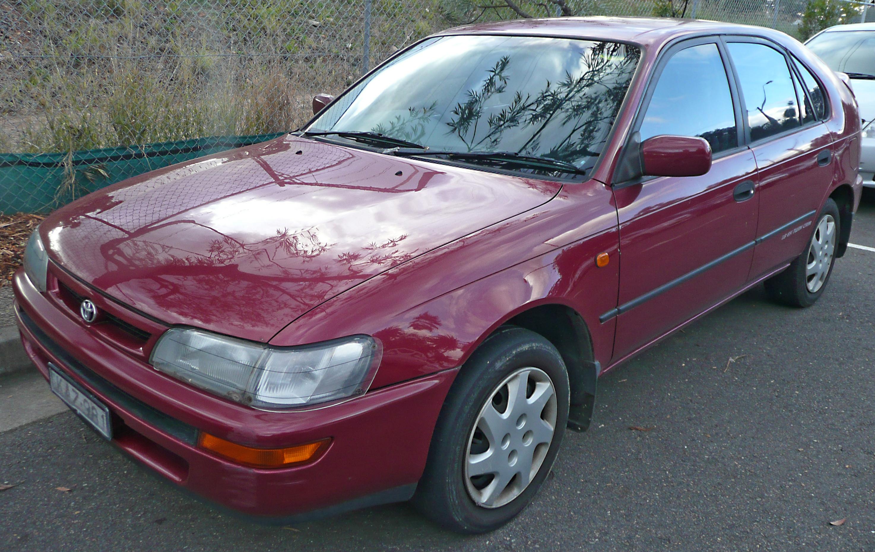 File19961998 Toyota Corolla AE102R RV Seca 5door hatchback 03