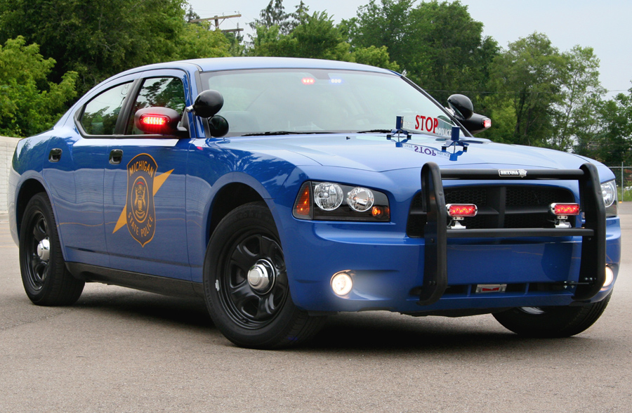 File 2006 Michigan State Police Dodge Charger 1 Jpg