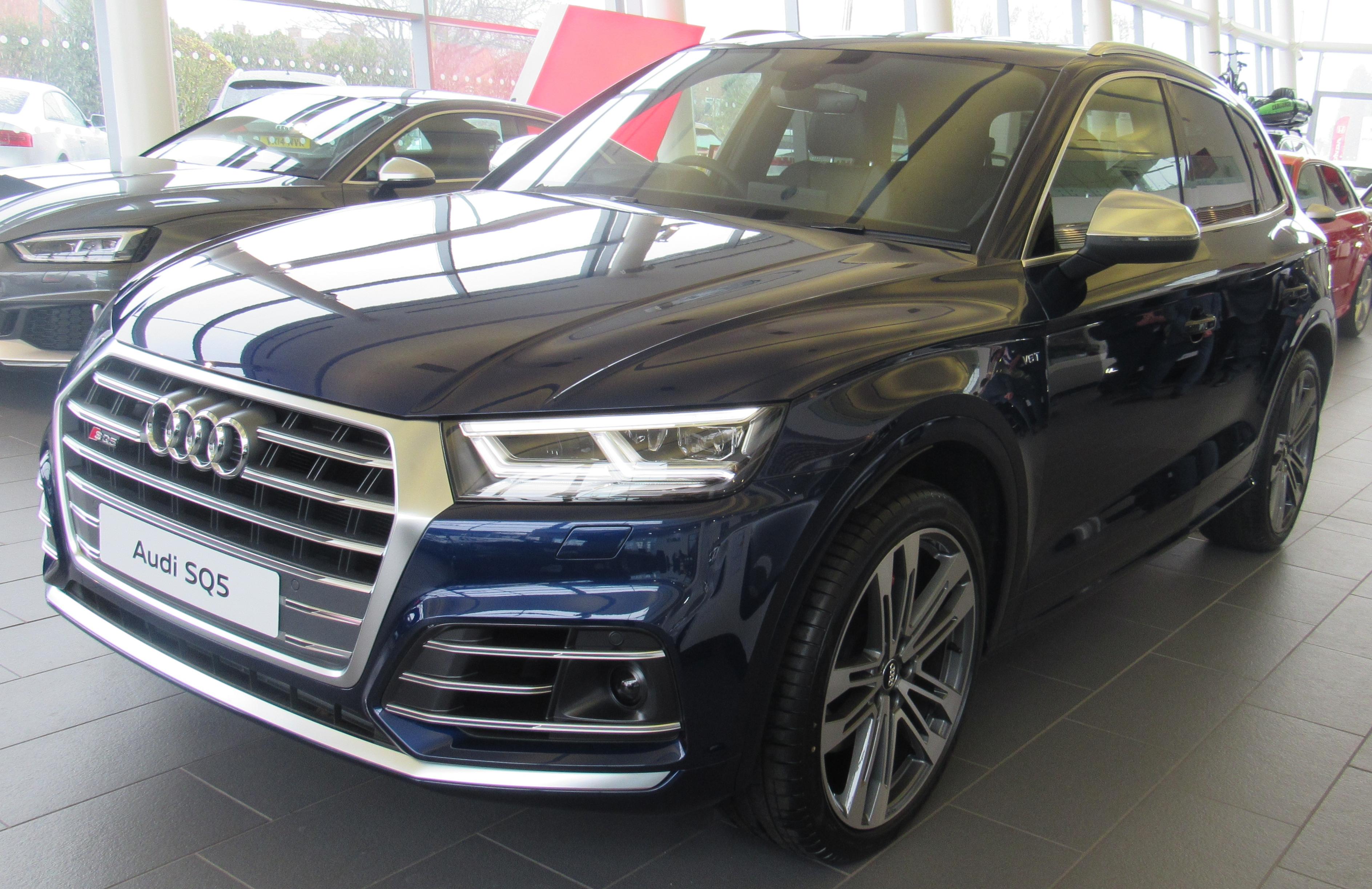 Kekurangan Audi Sq5 2017 Top Model Tahun Ini