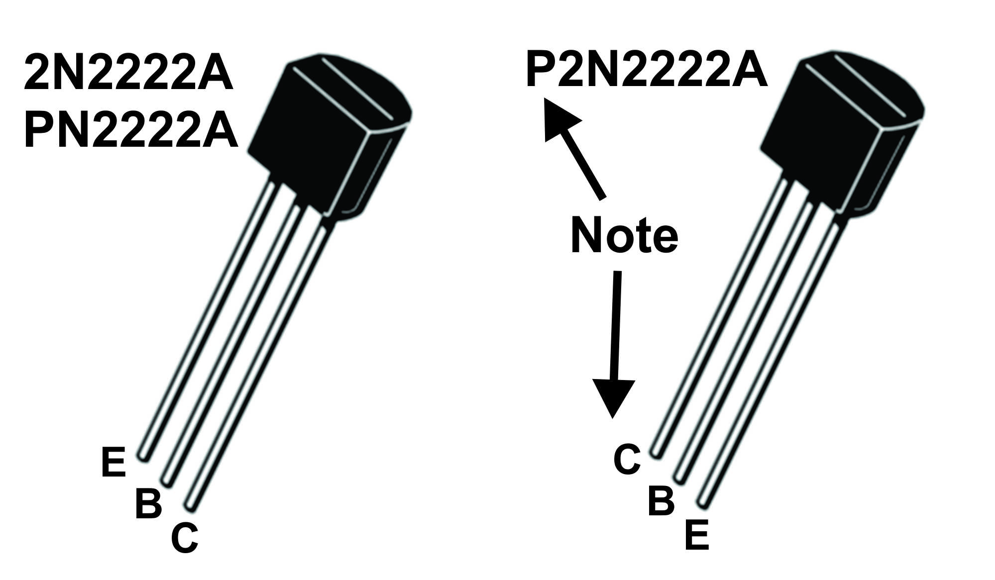 Analog Zoo Adventures In Learning And Designing Electronics Transistor Analogue Oscillator Circuits Beware The P2n2222a