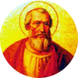 Pope Mark Pope of the Catholic Church