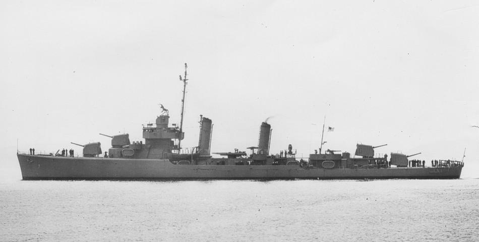 USS Carmick (DD-493)