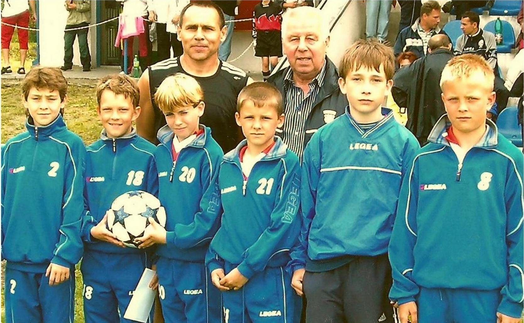 File A21 Josef Masopust a Jan Skorkovsk½ žáci turnaj Č Kamenice r
