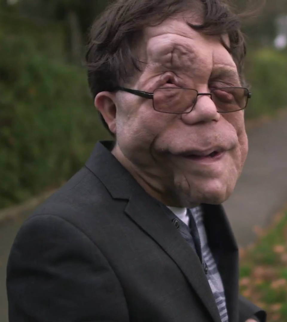 Adam Pearson (actor) - Wikipedia