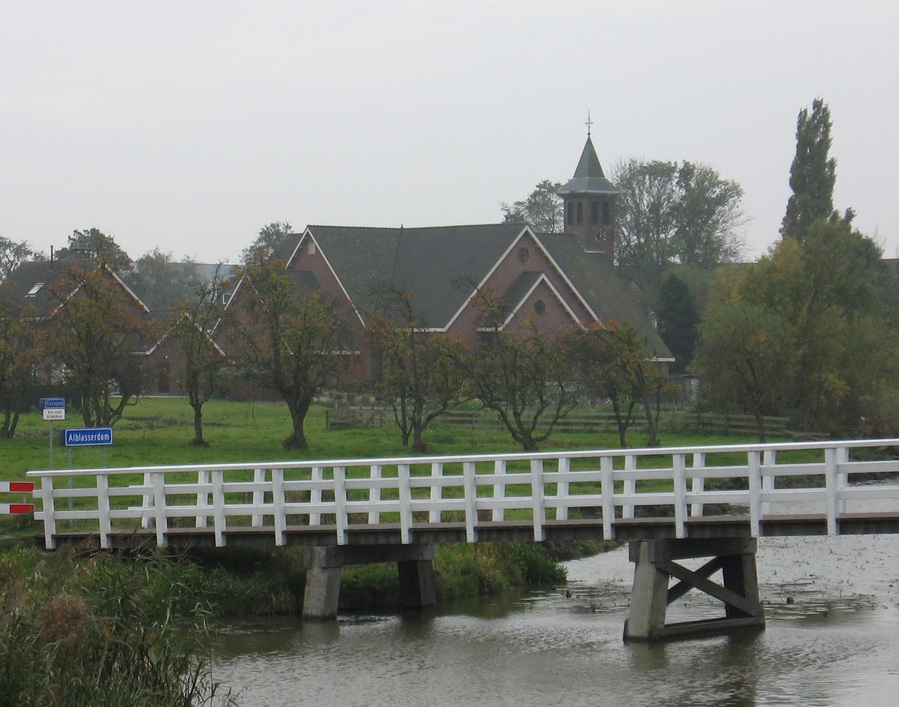Alblasserdam, Netherlands Postcodes - World Postal Code