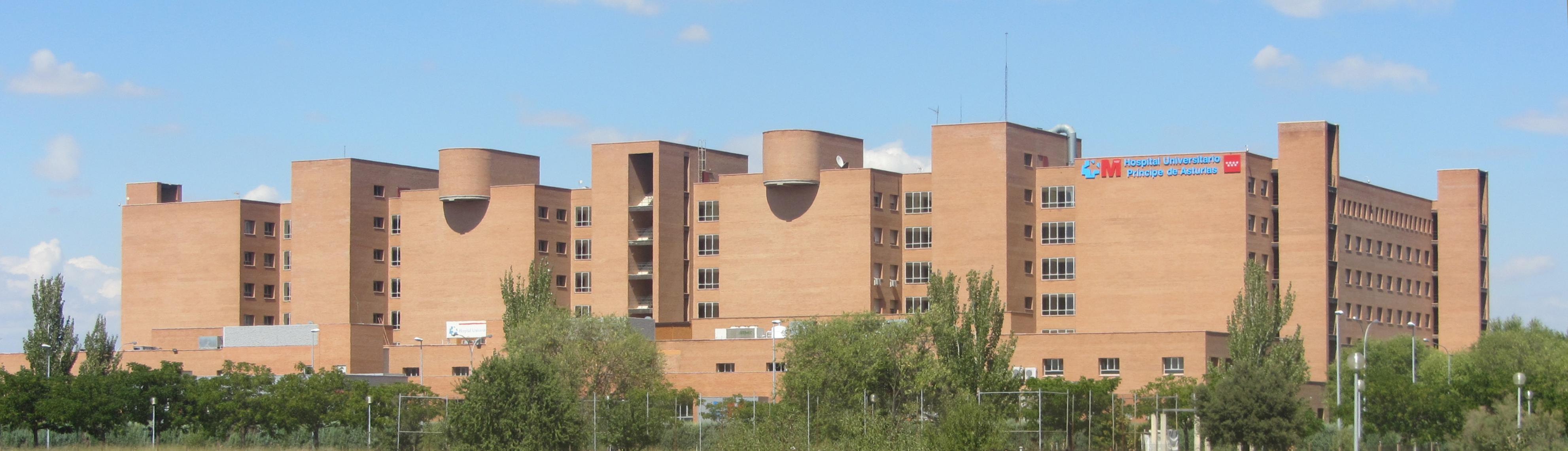 Depiction of Hospital universitario