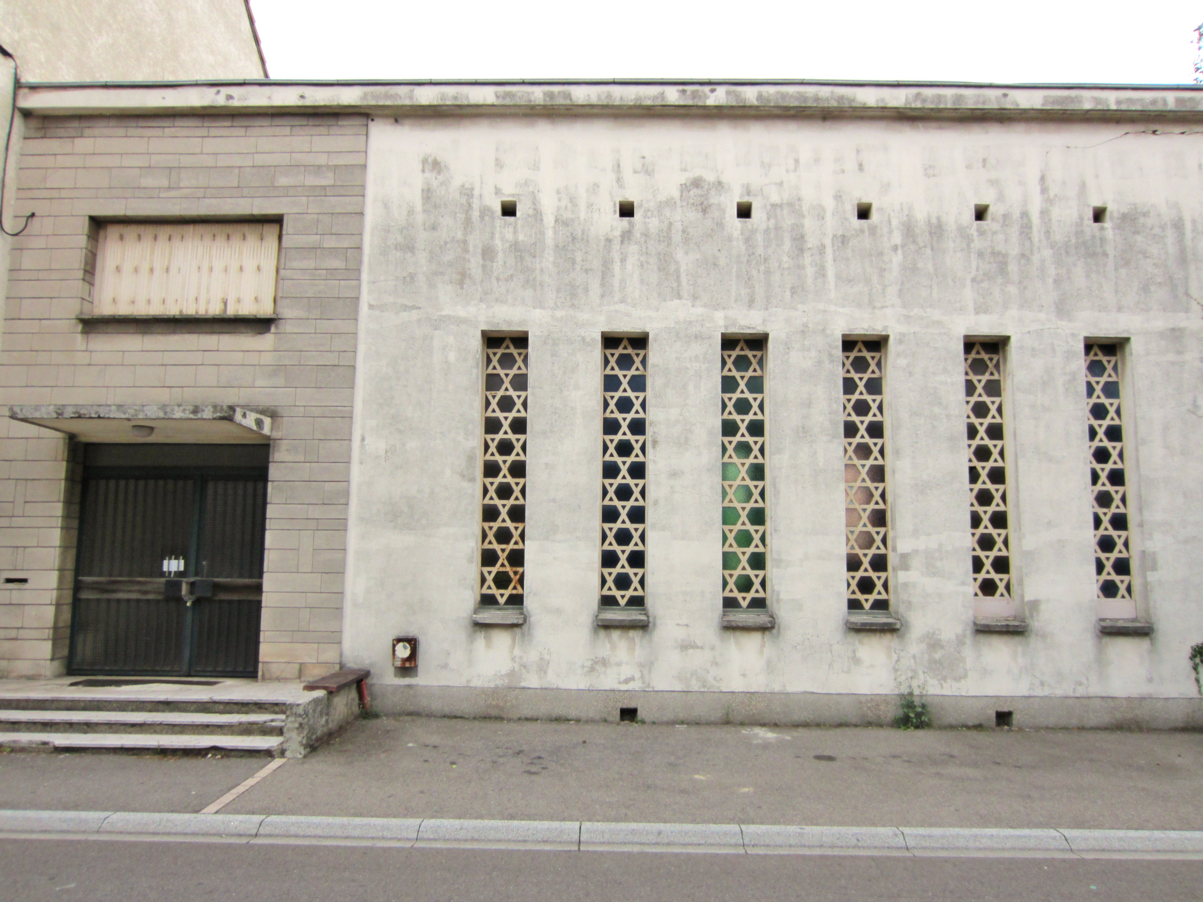 Bildergebnis für synagogue hagondange