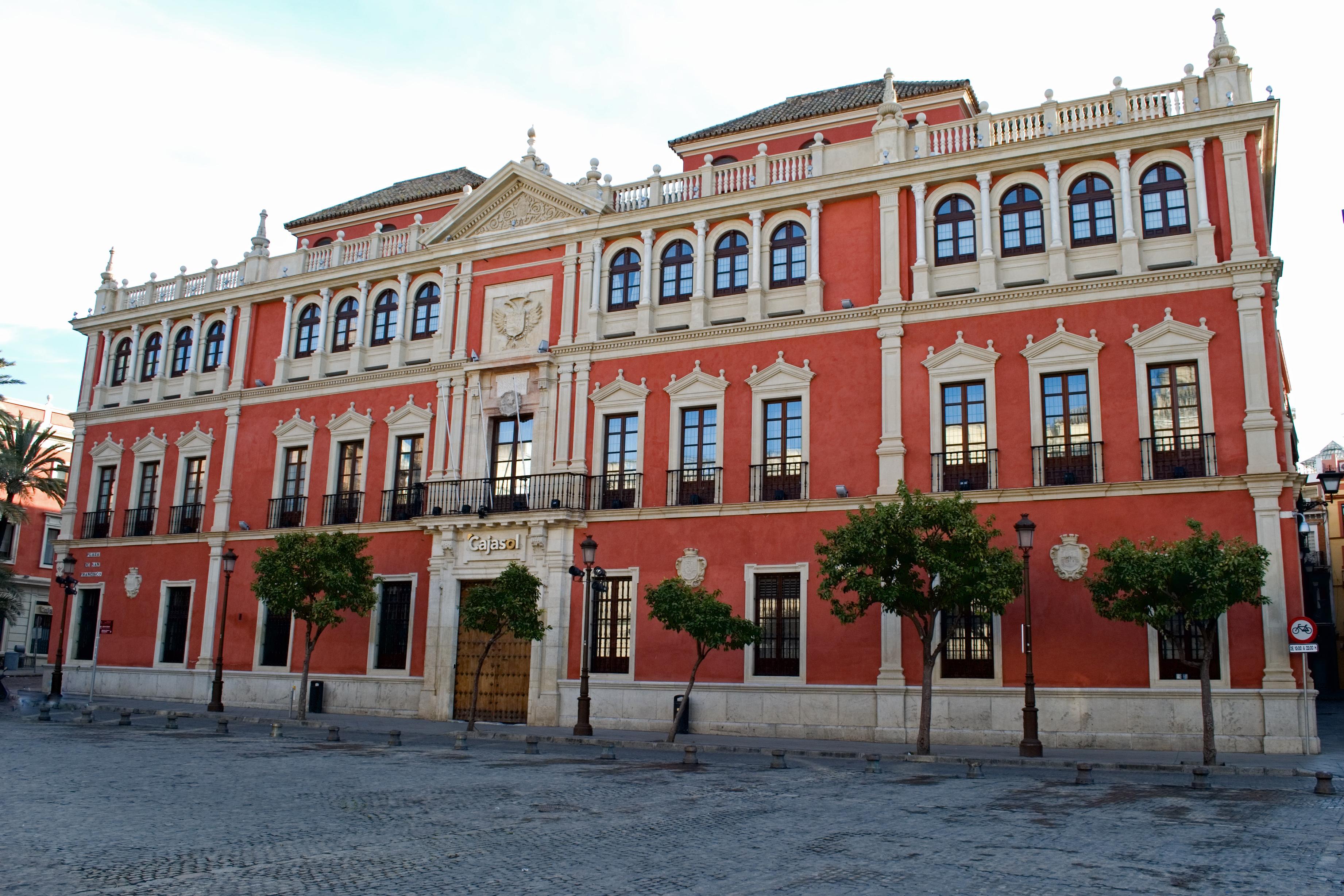 Depiction of Real Audiencia de los Grados de Sevilla