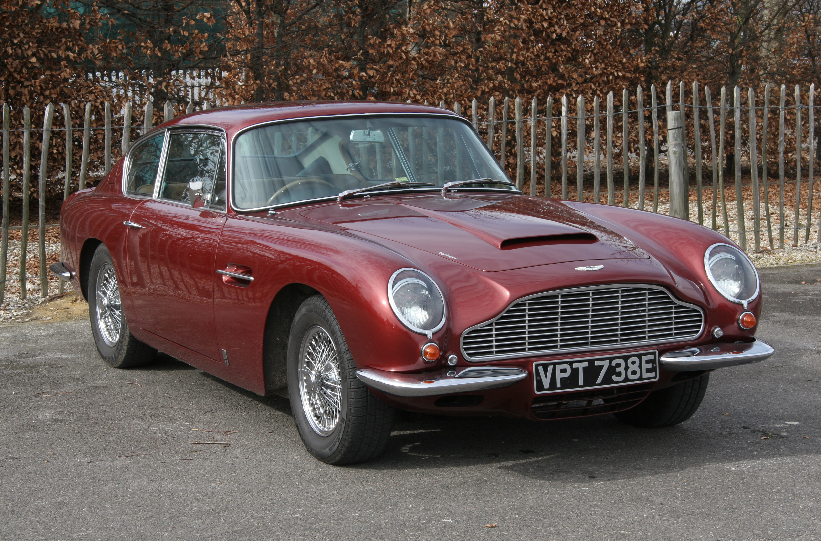 Aston Martin Db6 Wikipedia