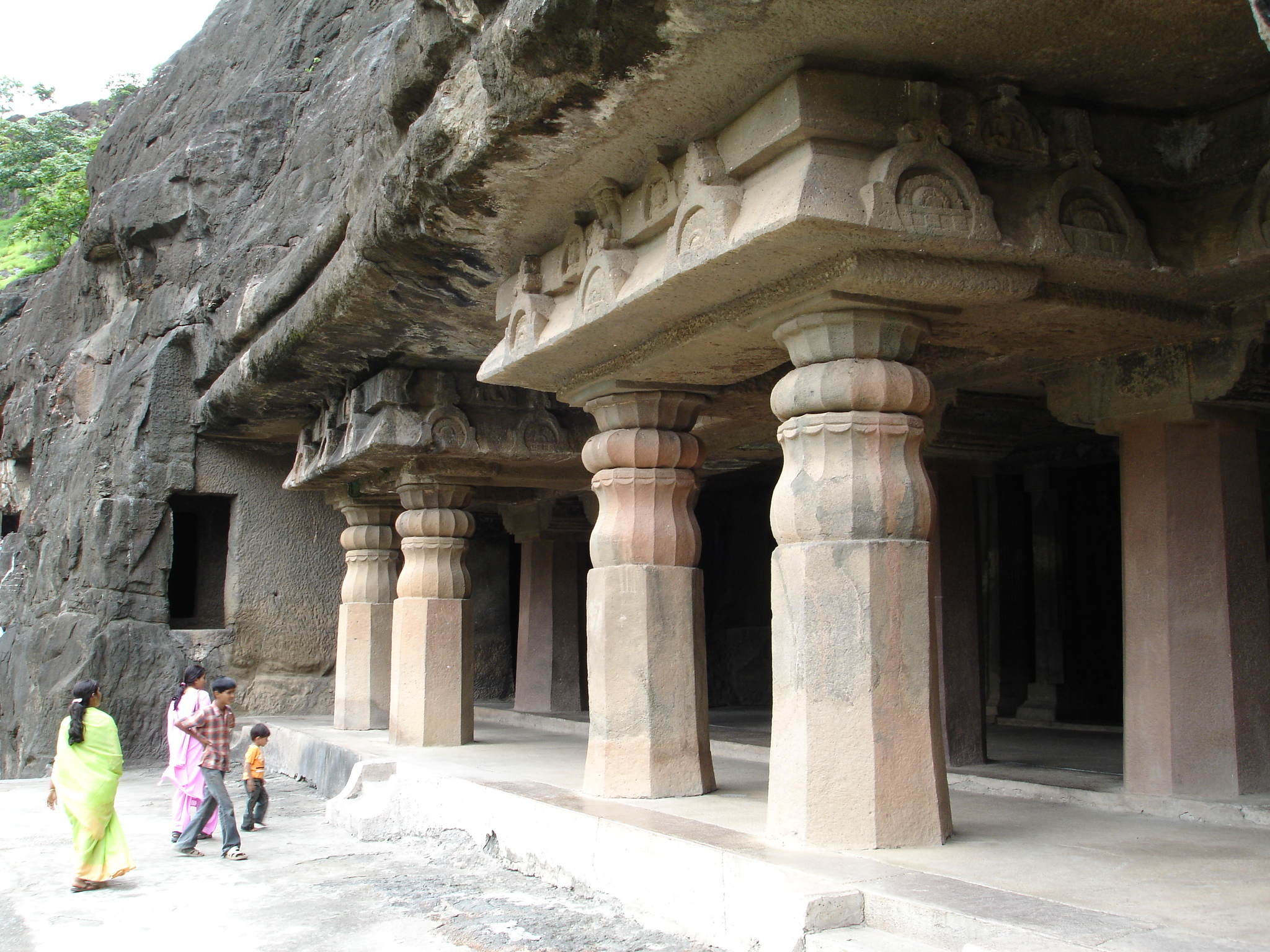 short essay on ajanta and ellora caves