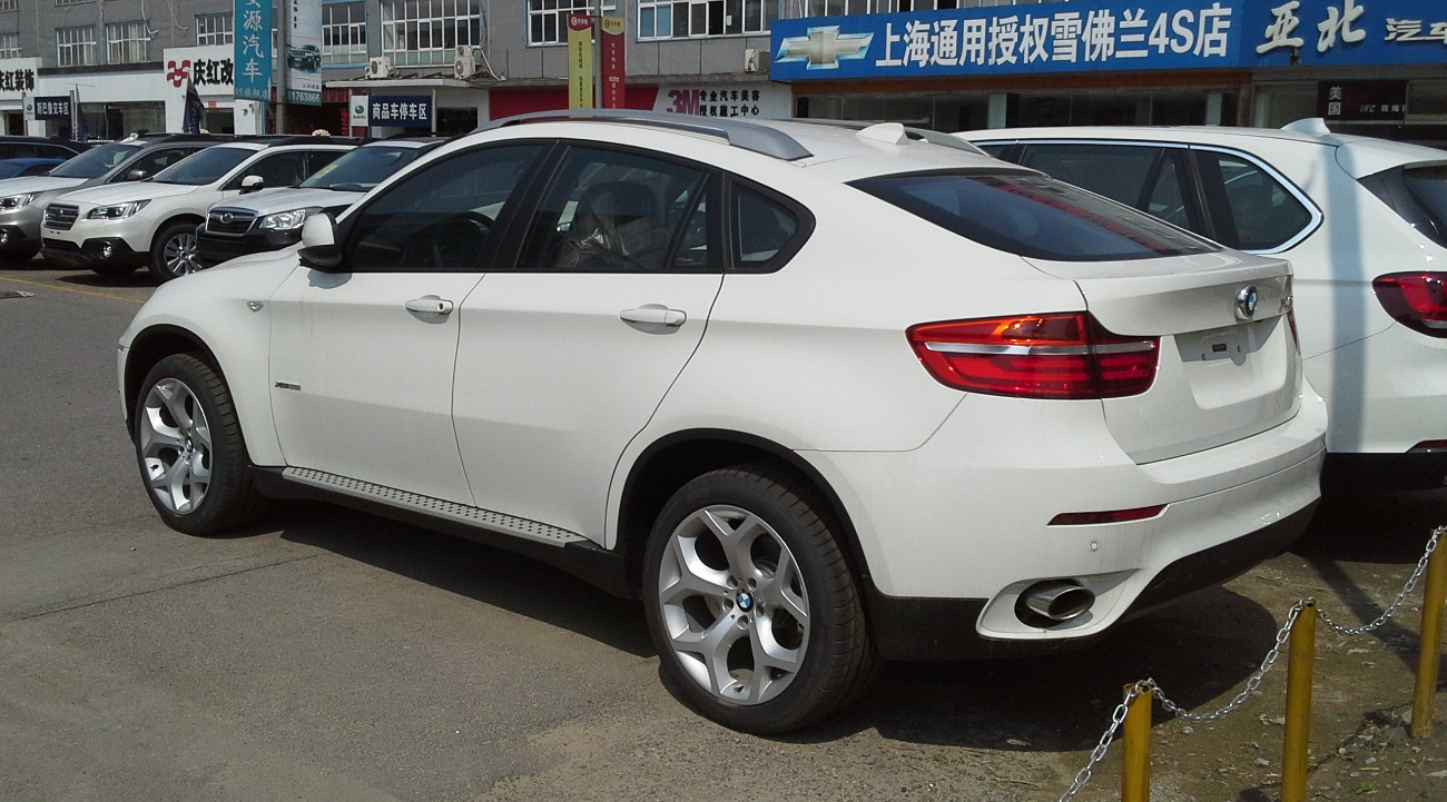 File Bmw X6 E71 Facelift 02 China 2015 04 13 Jpg Wikimedia Commons
