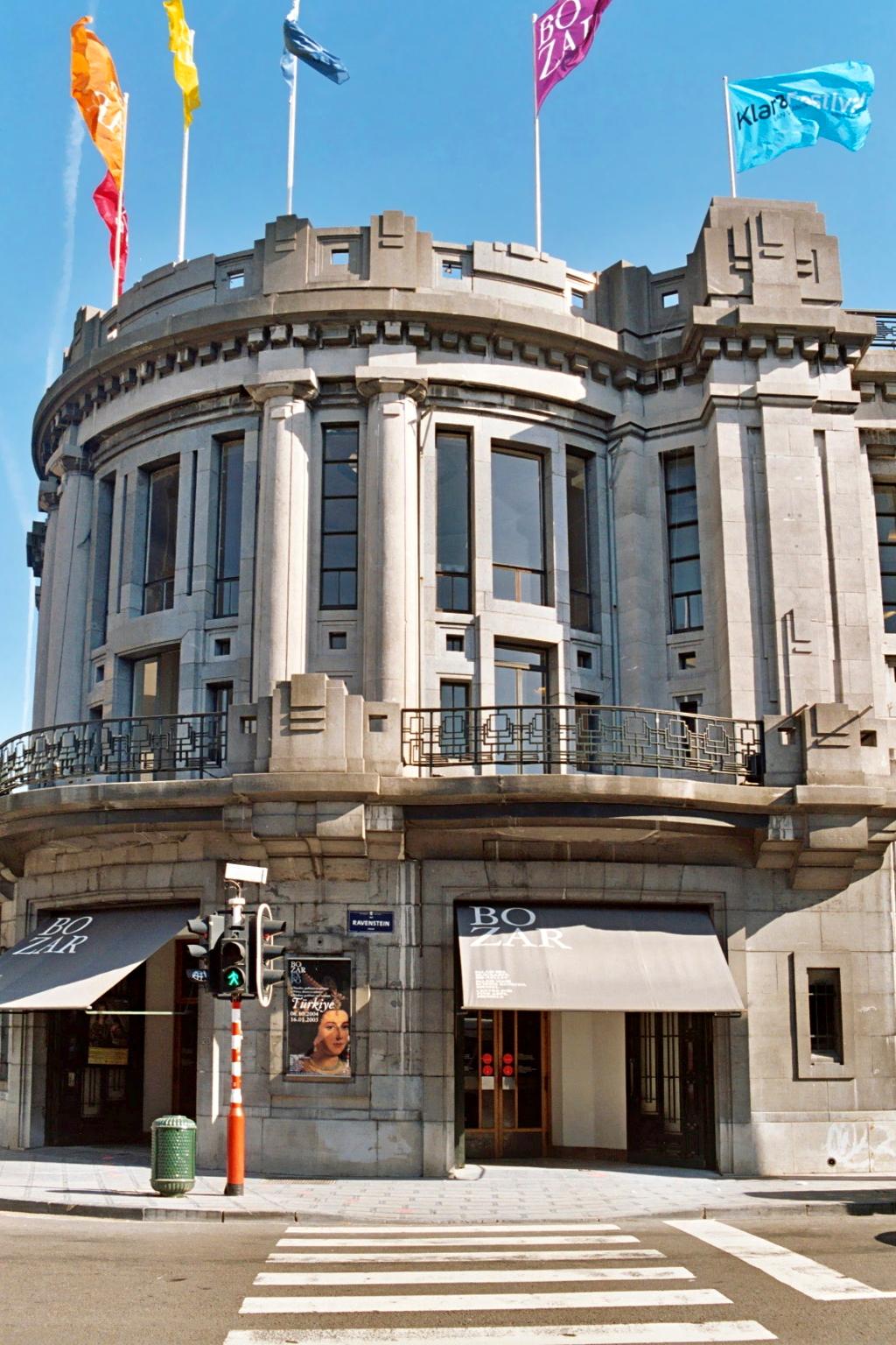Société Générale De Rénovation Batiment Bruxelles palais des beaux-arts de bruxelles — wikipédia