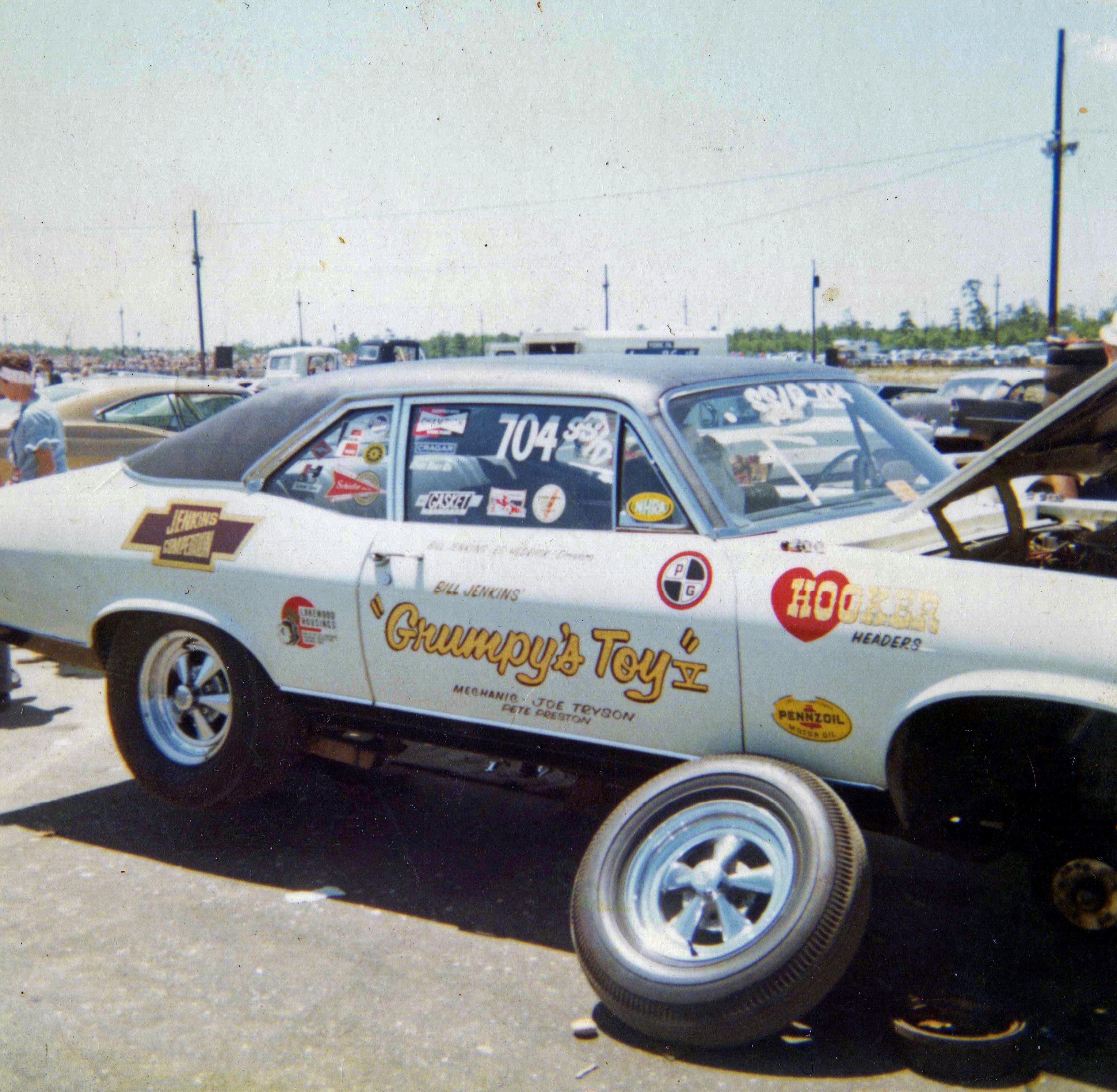 Bill Jenkins Grumpy S Toy V 1968 Nova Chevy Message Forum Restoration And Repair Help