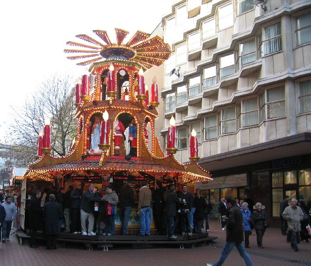 Image result for birmingham christmas market