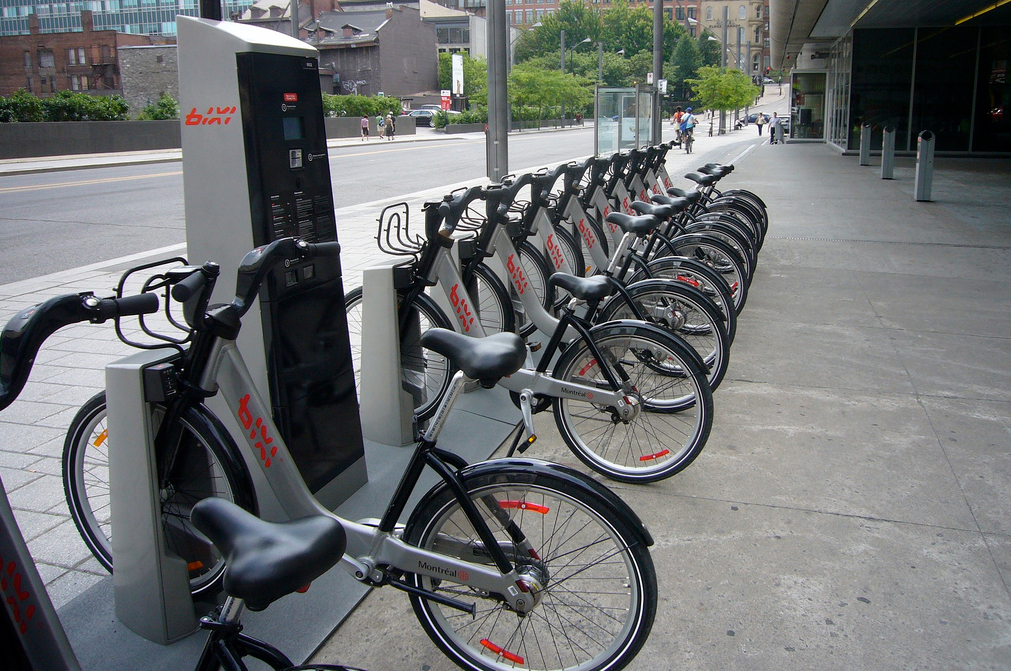 Montreal's Bixi pedals out of debt and into the global market