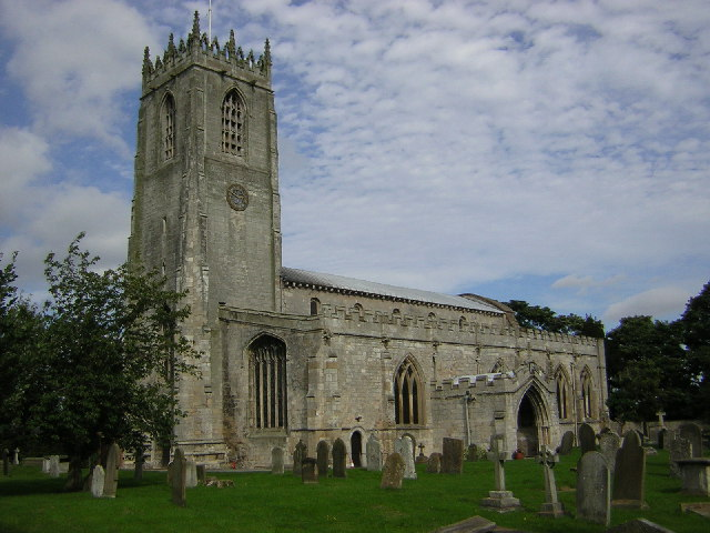 Blyth Church - geograph.org.uk - 53326
