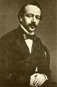 Alexander Büchner vers 1865