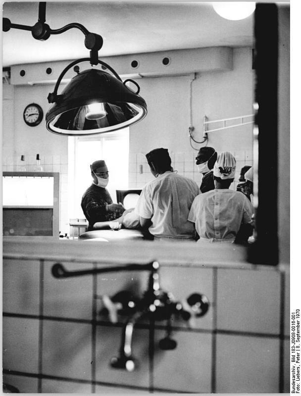 klinikum leer orthopädie
