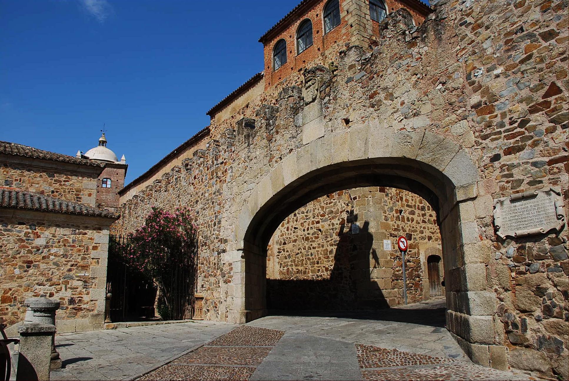 Ayuntamientos de Cáceres