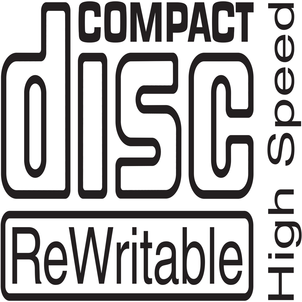 File:CD-RW High Speed logo.png - Wikimedia Commons