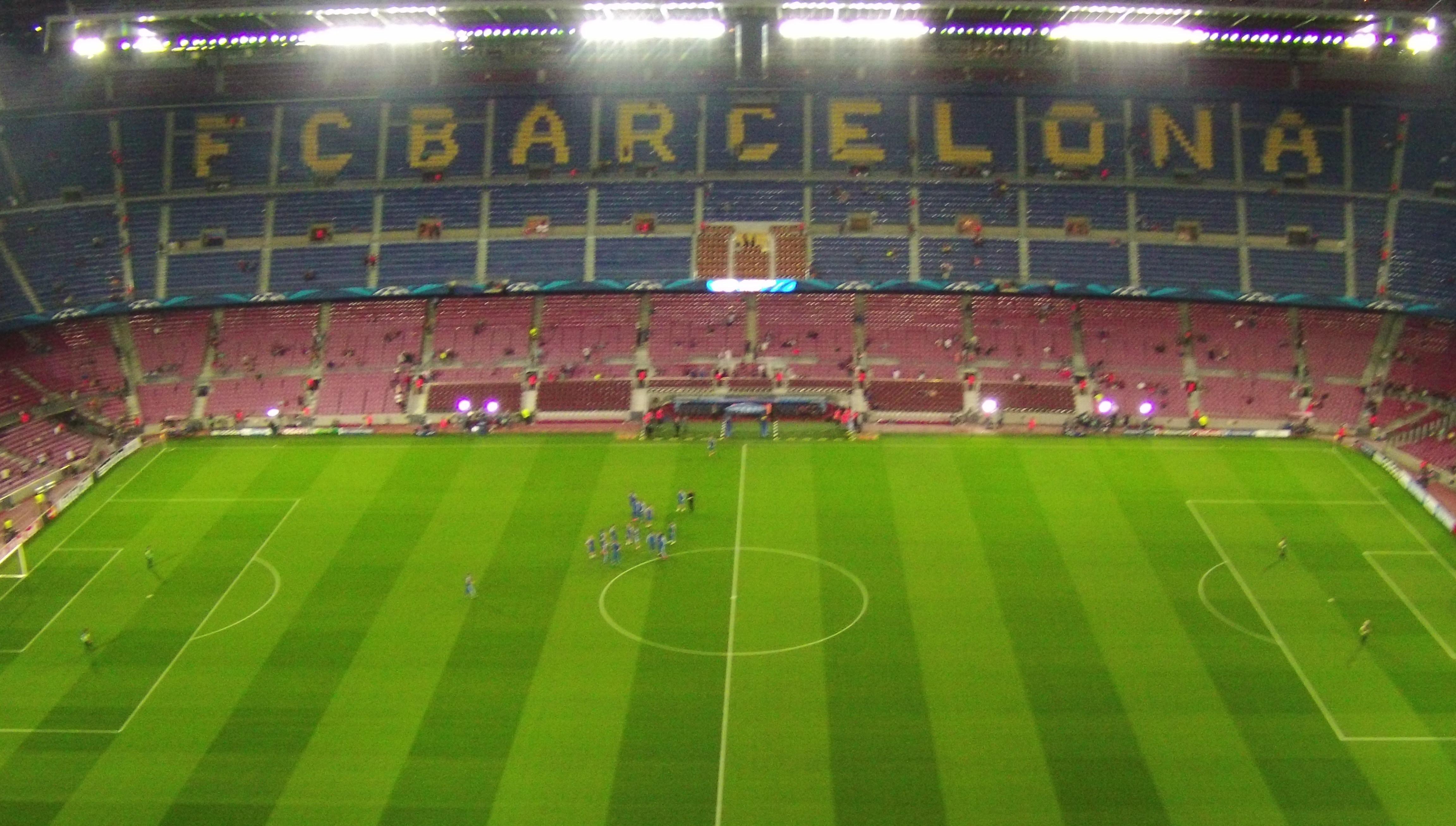 14+ Fc Barcelona Camp Nou
