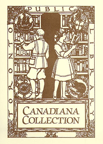 Canadiana bookplate TPL 1914