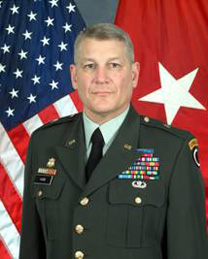 Brigadier General Carter F. Ham, US Army