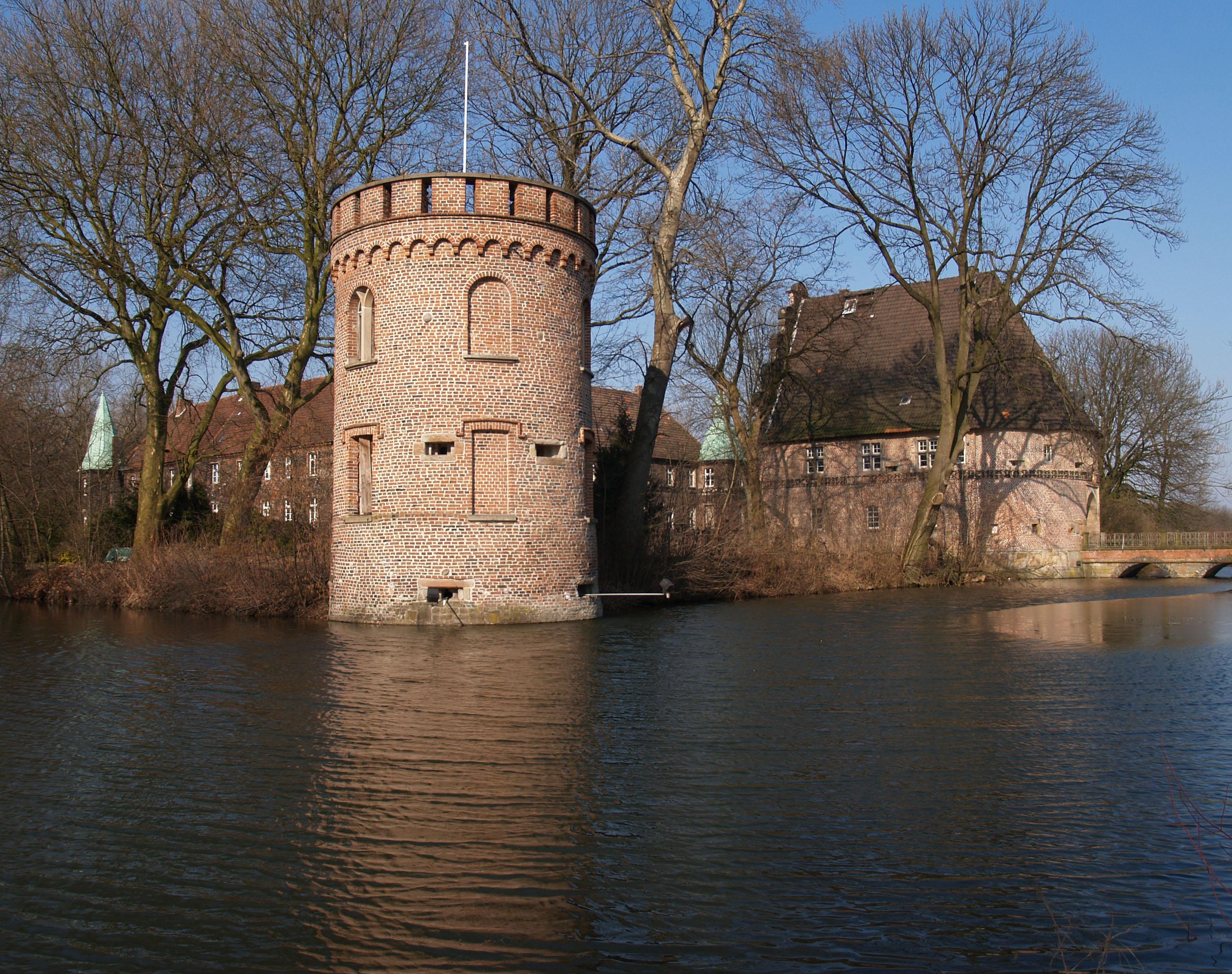 Castrop-Rauxel Germany  city pictures gallery : Schloss Bladenhorst, Castrop Rauxel