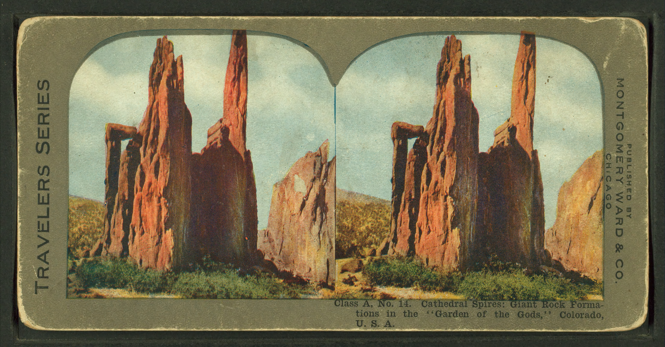 File Cathedral Spires Giant Rock Formations In The