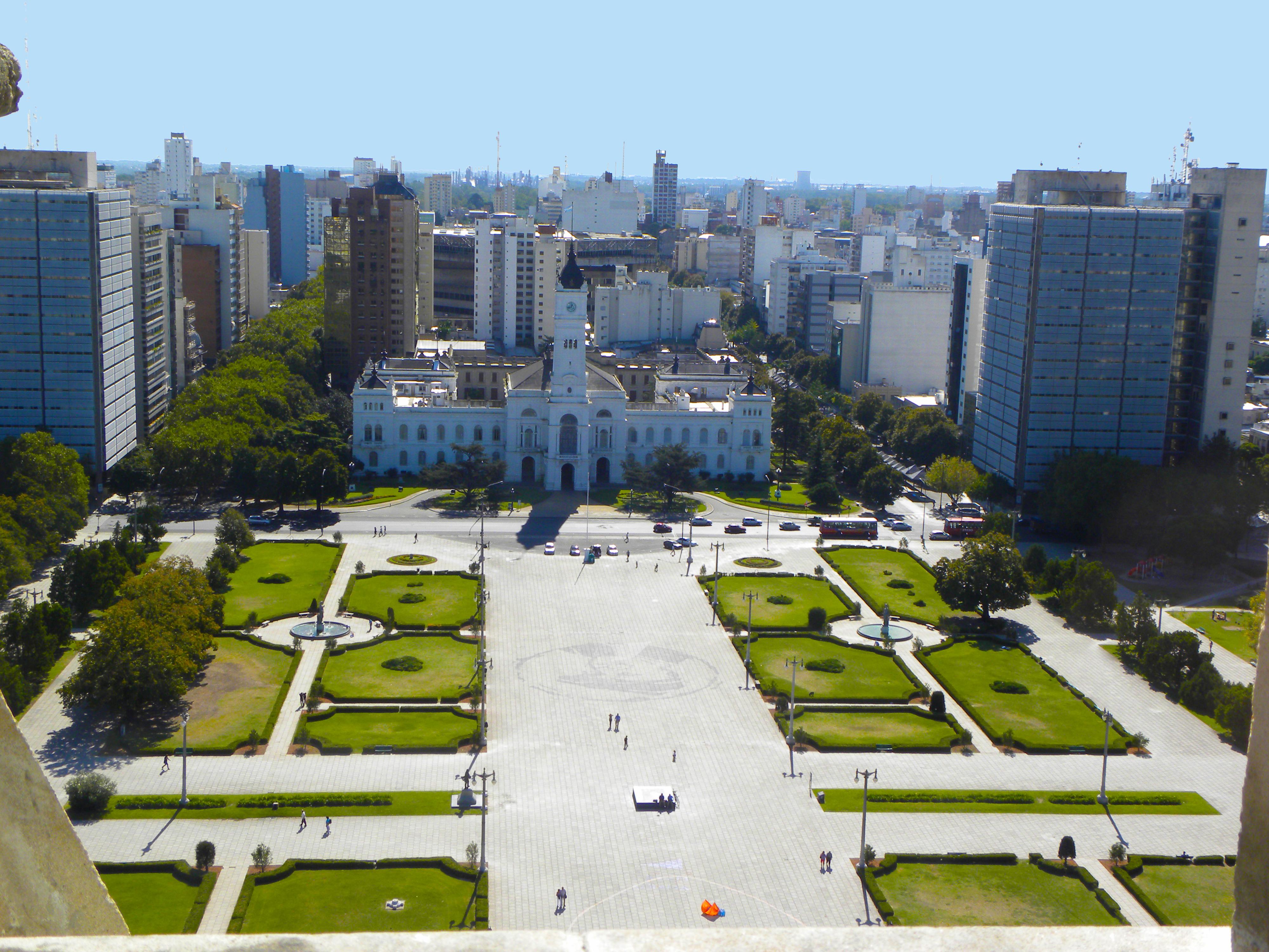 File:Centro Histórico La Plata.jpg - Wikimedia Commons