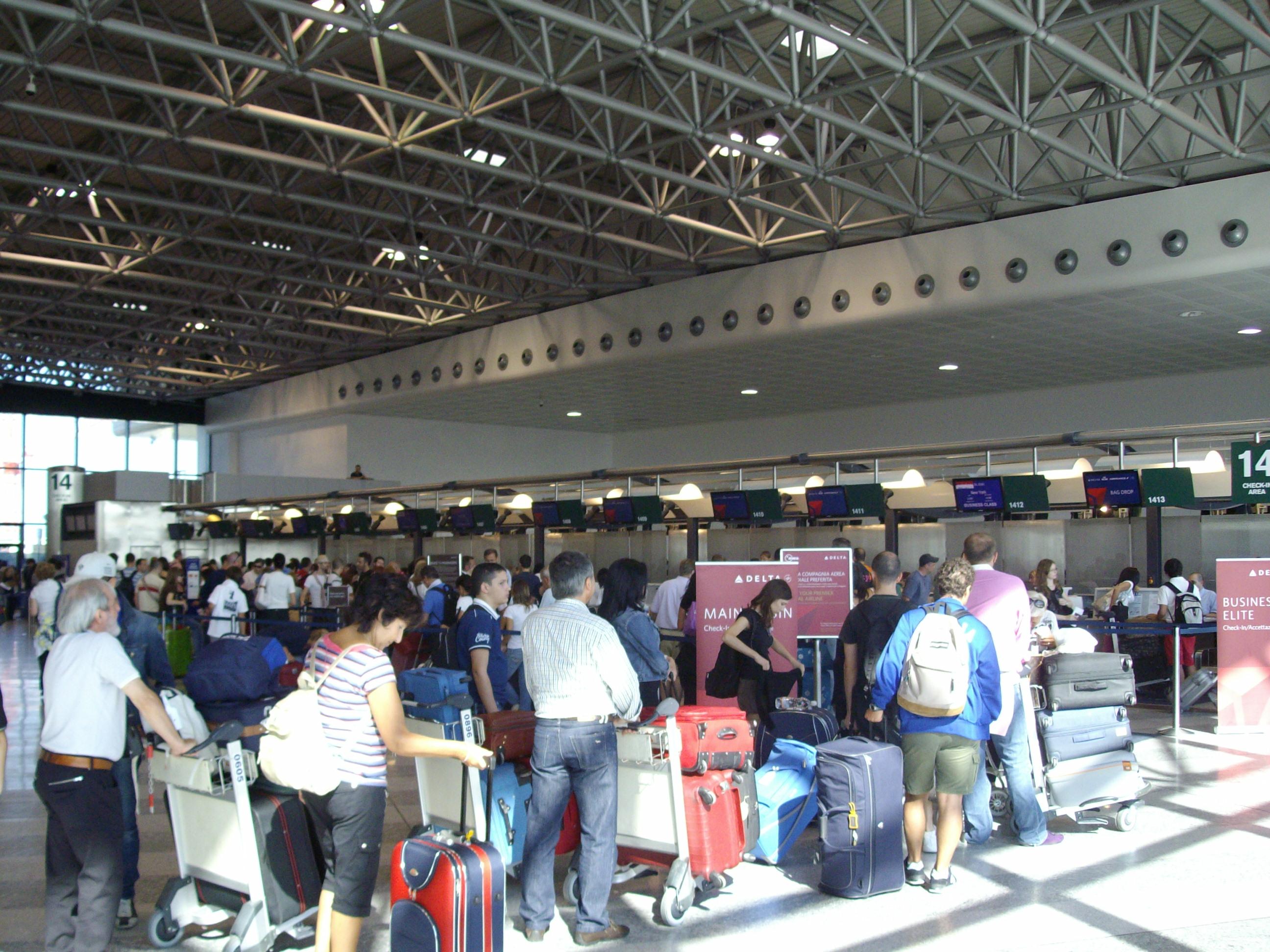 Aeroporto Zanzibar Partenze : Fitxer check in area milan malpensa airport g