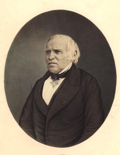 Christian Gottfried Ehrenberg (1795-1876)