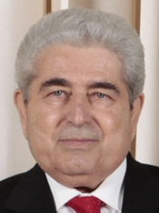 Demetris Christofias 6th President of the Republic of Cyprus