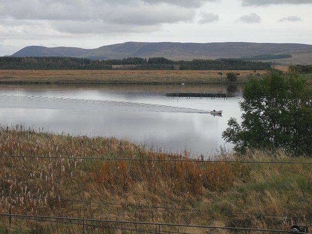 Cobbinshaw Reservoir - geograph.org.uk - 1531992