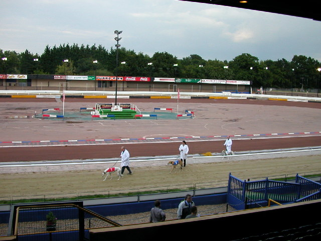 Car Racing Stadium