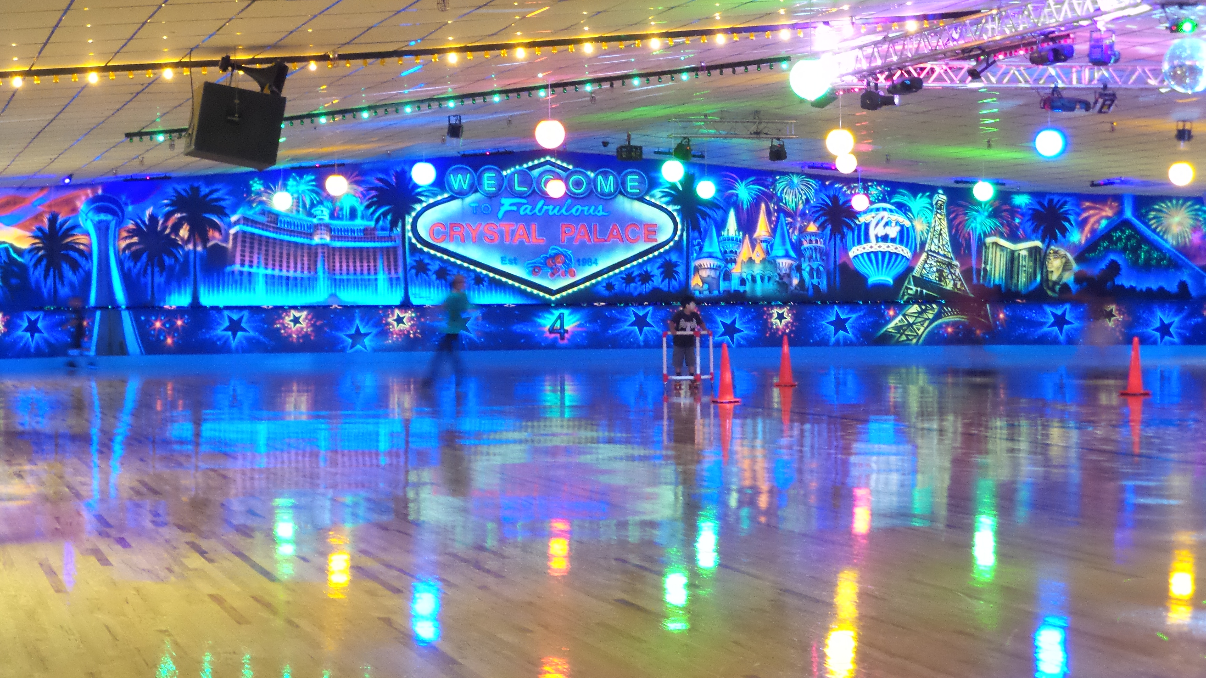 More Information about The Alexandra Palace Ice Rink