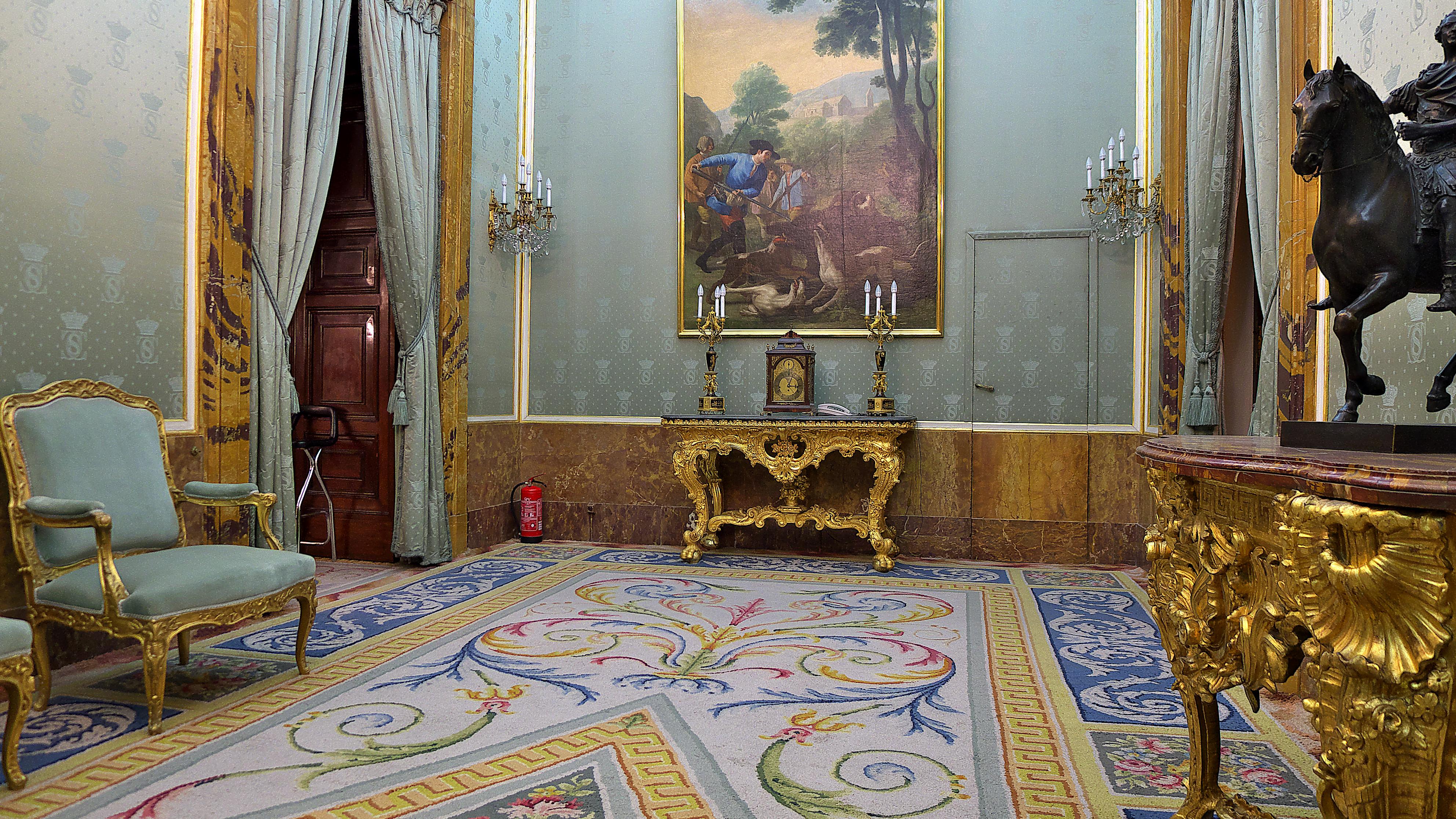 file cuarto de carlos iv palacio real de