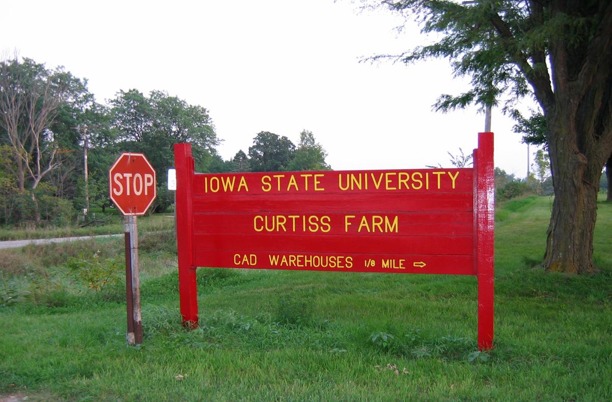 Iowa state university - File Curtiss Farm Iowa State University Jpg