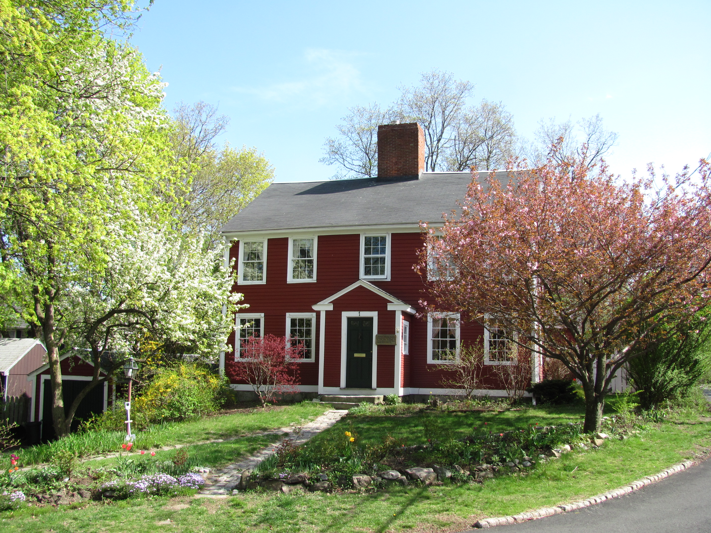 File deacon thomas kendall house wakefield for Wakefield house